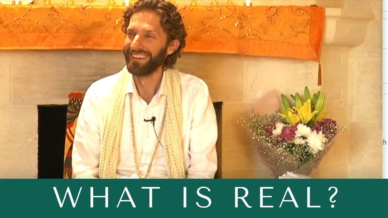 What is REAL? World, Dreams or Consciousness Satsang