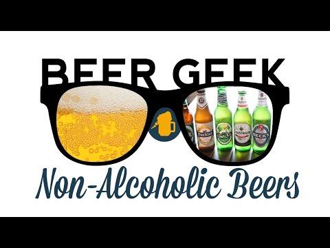 Beer Geek - NON-ALCOHOLIC BEER EXTRAVAGANZA!