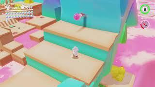 Bon Appétit, Captain Toad! ~ Luncheon Kingdom ~ Super Mario Odyssey ~ No Commentary