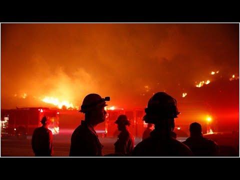 فيديو | حريق -ديكسي- في كاليفورنيا ينتج مناخا خاصا به ويصعب مهمة إخماده…  - نشر قبل 3 ساعة