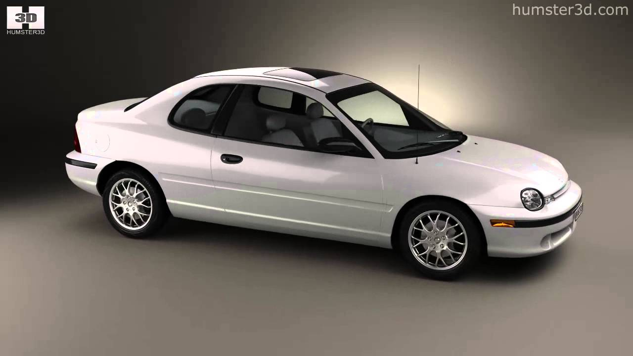 PCV Valve Replacement - Dodge Neon - YouTube