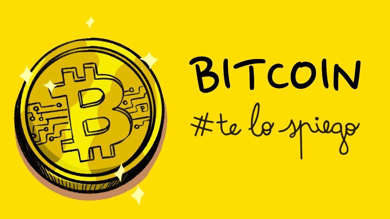 semplice spiegazione di bitcoin)