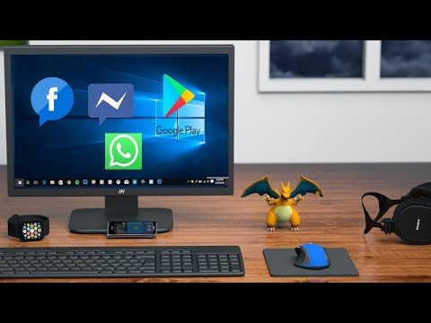 How To👆 Install & Run Android Apps🎮 In Windows PC💻Without #Emulator Software🎲(100% Working🔥)🖕