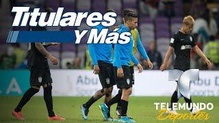 Pachuca repite la historia en el Mundial de Clubes   Titulares y Más   Telemundo Deportes