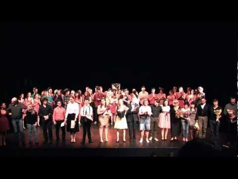 Hairspray - Vingtième théâtre Paris - ISAS-ECM Rick Odums