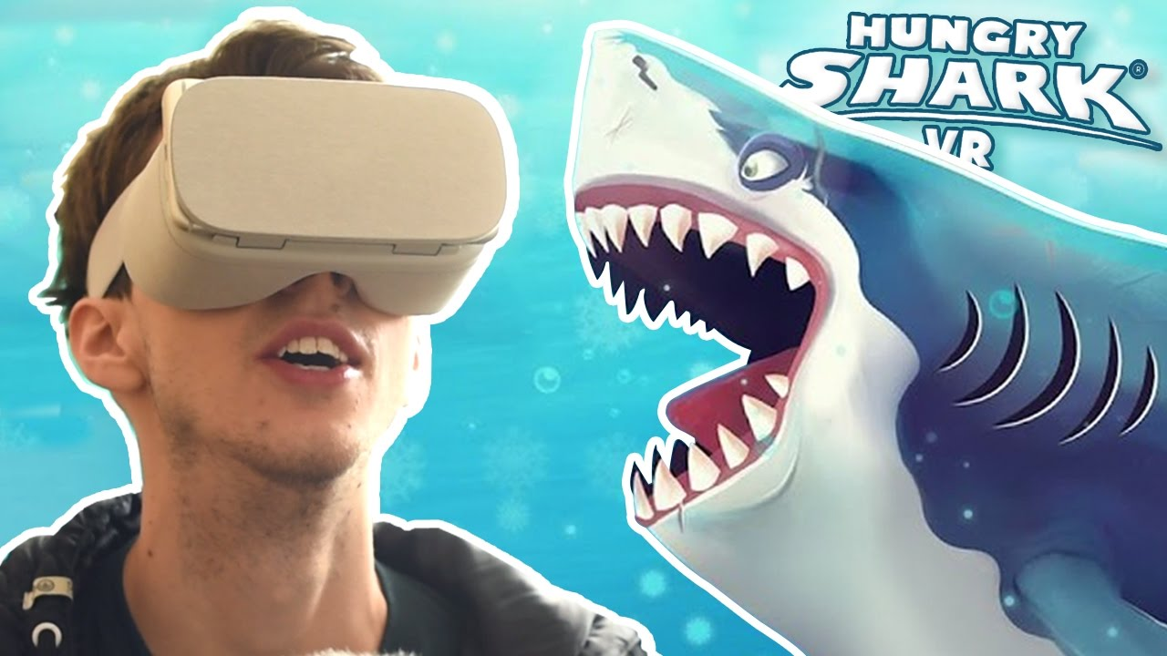 Download SHARK VR!!! - Hungry Shark World VR   HD