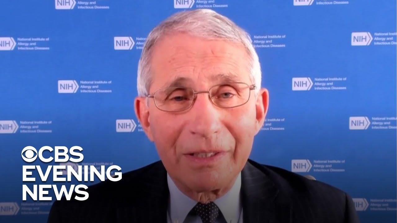 Fauci talks coronavirus vaccine effectiveness and immunity