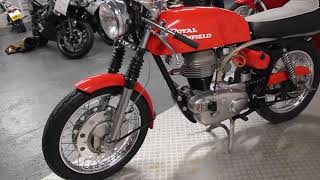1966 Royal Enfield Continental GT250