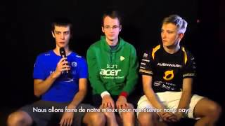Italie vs Ukraine - NationWars III - Qualifiers Bracket 1 - Match 1