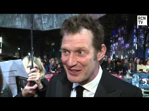 Jason Flemyng Interview Great Expectations Premiere