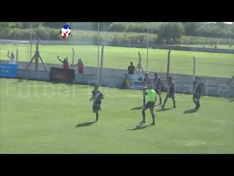 Gol de Nicolás Besancia (Parcial Ateneo Inmaculada 0 -  Ben Hur 1).  Federal Amaterur 2020
