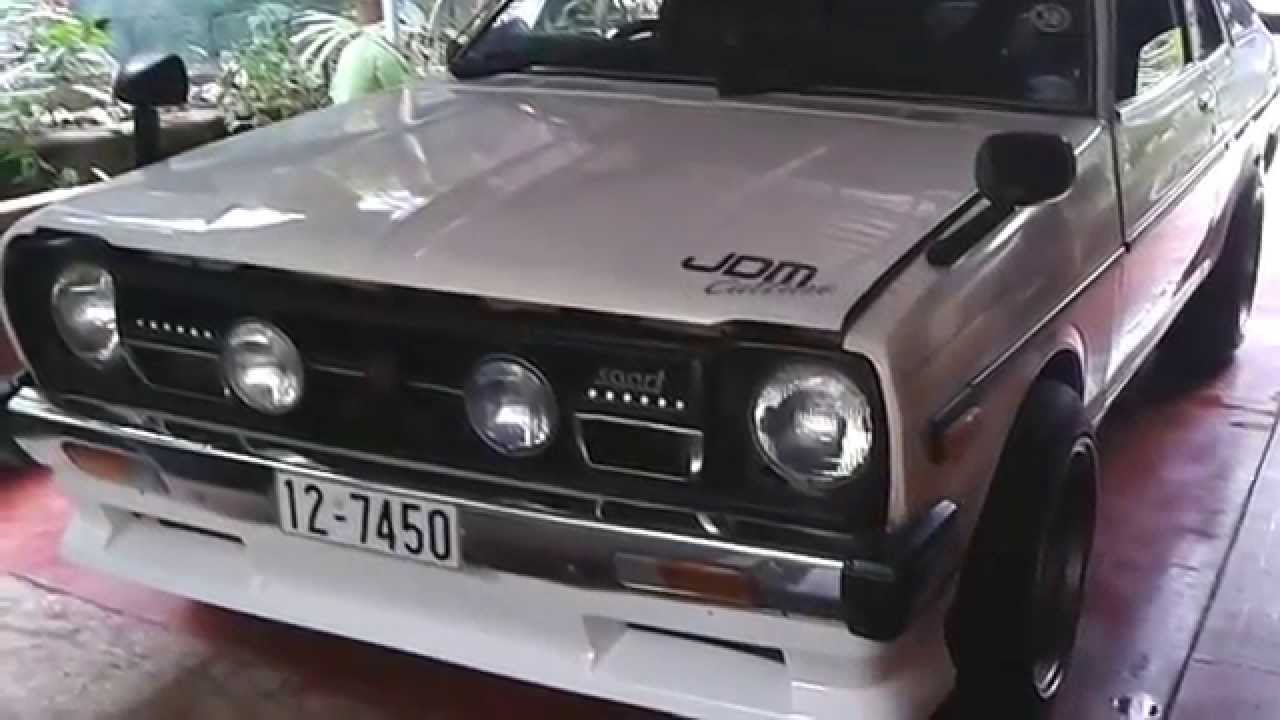 Nissan Coupe Jdm Classic In Sri Lanka Youtube