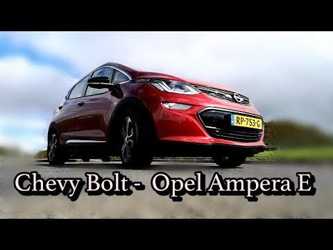 UK Chevy Bolt / Opel Ampera E Review