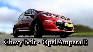 UK Chevy Bolt / Opel Ampera E Review