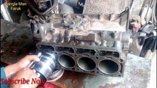 ইঞ্জিন 3Y ওভারহরলিং ধারণা?  Engine 3Y Overling Idea! New Leat's video 2019