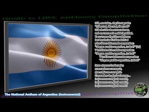 Argentina National Anthem