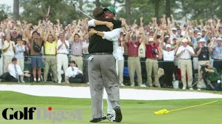 major moments most memorable masters