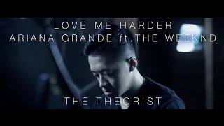 Ariana Grande Ft. The Weeknd Love Me Harder The Theorist Piano Cover.mp3
