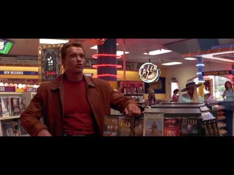 The Video Store - Last Action Hero