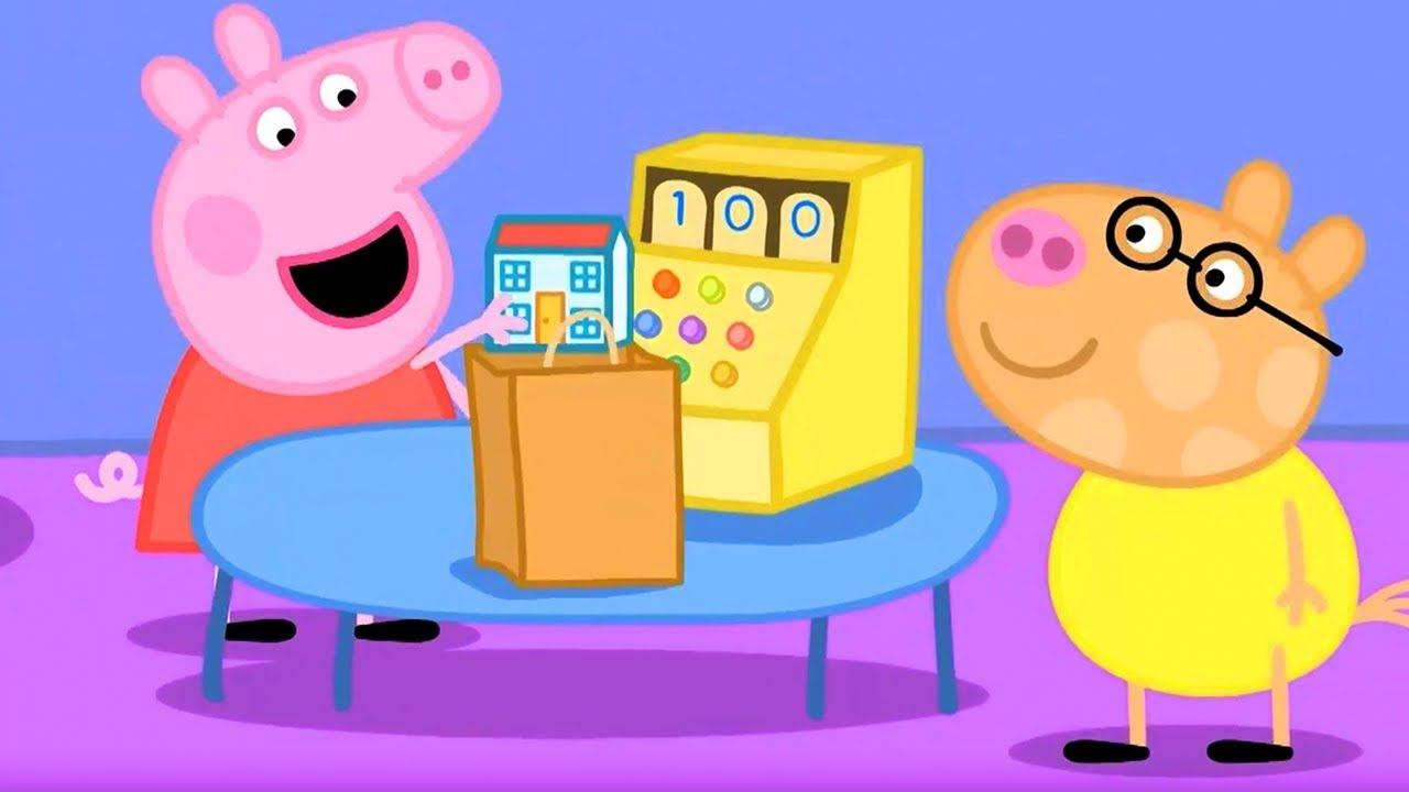 Peppa Pig Official Channel   Back to School with Peppa Pig! - YouTube
