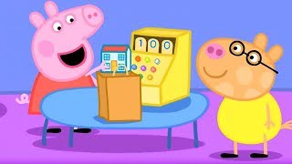 Peppa Pig English Episodes | Back to School with Peppa Pig! | Peppa Pig Official