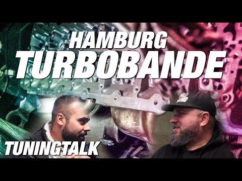 BMW TURBO TALK ! Zu Gast bei der Turbobande in Hamburg. Part 2   RACECITY