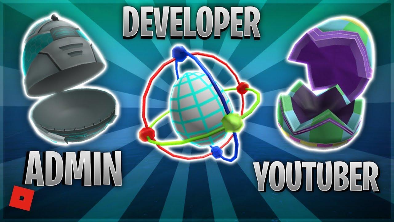 How To Get The Admin Egg Developer Egg And Star Creator Egg