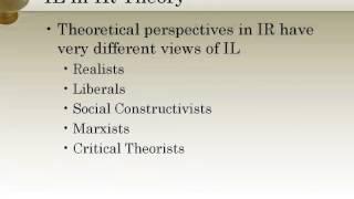 International Law (POLS4501/5501) 01