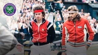 Download Video Bjorn Borg v John McEnroe: Wimbledon Final 1980 (Extended Highlights) MP3 3GP MP4
