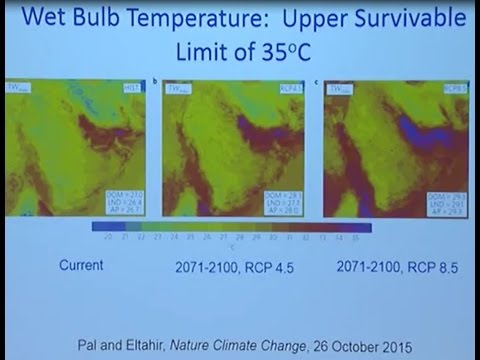 Climate Science at MIT: 5. Climate Risks: Prof Kerry Emanuel