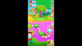 Candy Crush Soda Saga Level 513 No Boosters