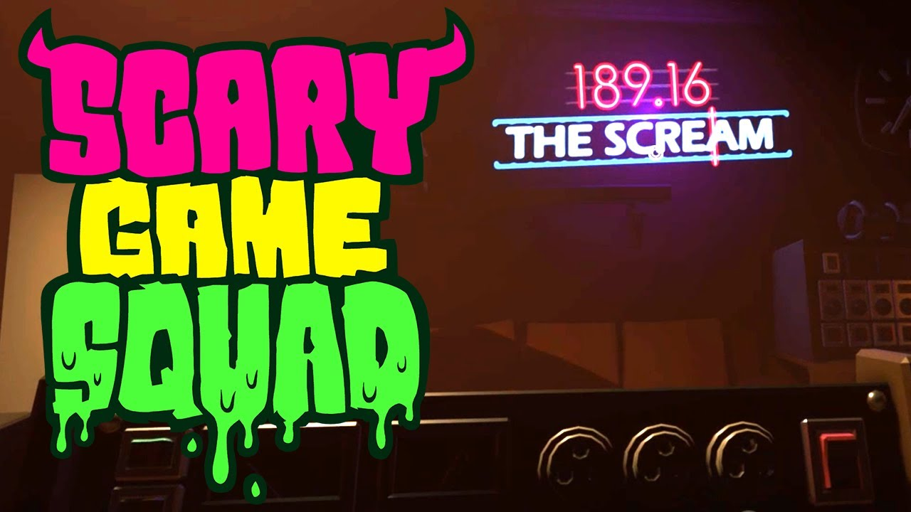 Killer Frequency | Scary Game Squad