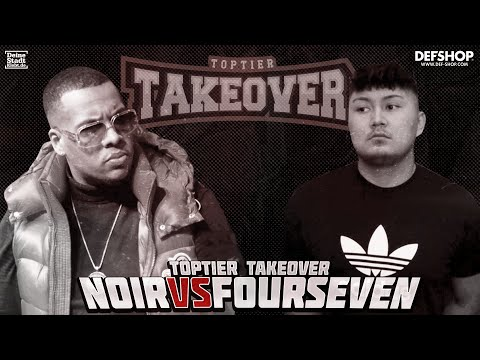 Noir vs. Fourseven | TOPTIER TAKEOVER MAINMATCH on YouTube