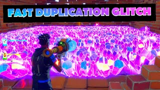 *FAST* INSANE JULY DUPLICATION GLITCH FORTNITE SAVE THE WORLD