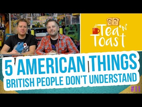 5 American Things British People Don't Understand - Tea 'n' Toast 11