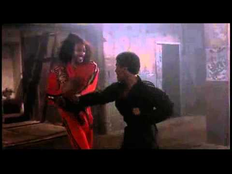 Sho'nuff's N!$$a Please to Bruce Leroy in The Last Dragon Classic down