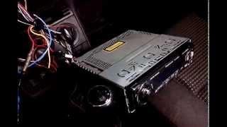 Подключение магнитолы без жера АКБ