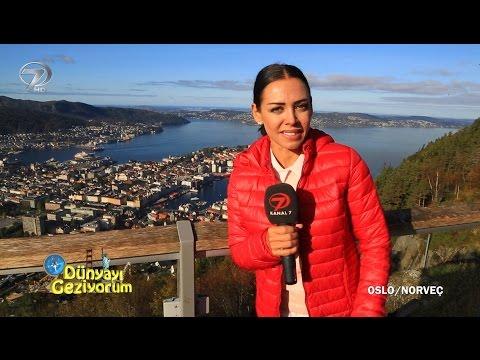 Dünyayı Geziyorum - Oslo/Norveç - 13 Kasım 2016