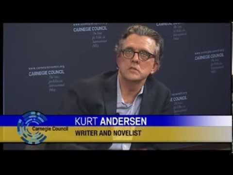 Kurt Andersen on Edward Snowden