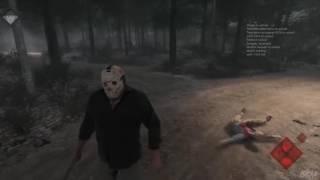 Прохождение Friday the 13th  The Game Пятница 13 е — Часть 1  Джейсон Вурхиз без комментариев