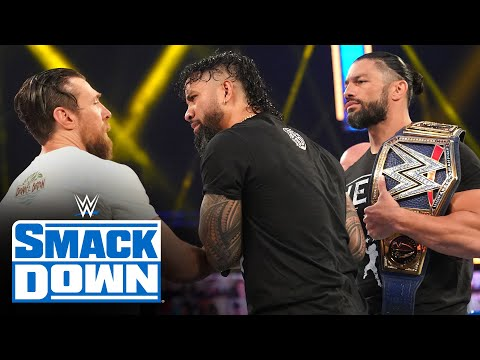 Roman Reigns and Jey Uso attempt to get in the head of Daniel Bryan: SmackDown, March 5, 2021