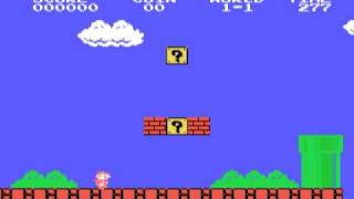 Super Boy II (Super Mario Bros Clone) - Sega Master System - Unlicensed (Gameplay Video)