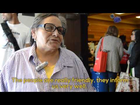 CHAMP Senior Wellness Fair 2015