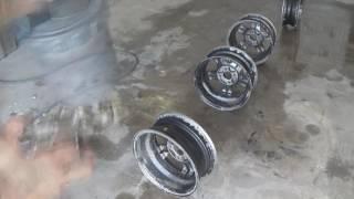 покраска дисков для барыги