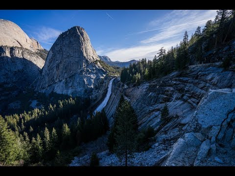 2016 Yosemite Backpacking Adventure