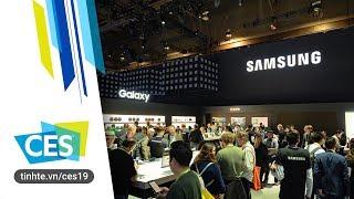 """Trải nghiệm """"thành phố Samsung"""", tập trung tất cả hệ sinh thái của Samsung"""