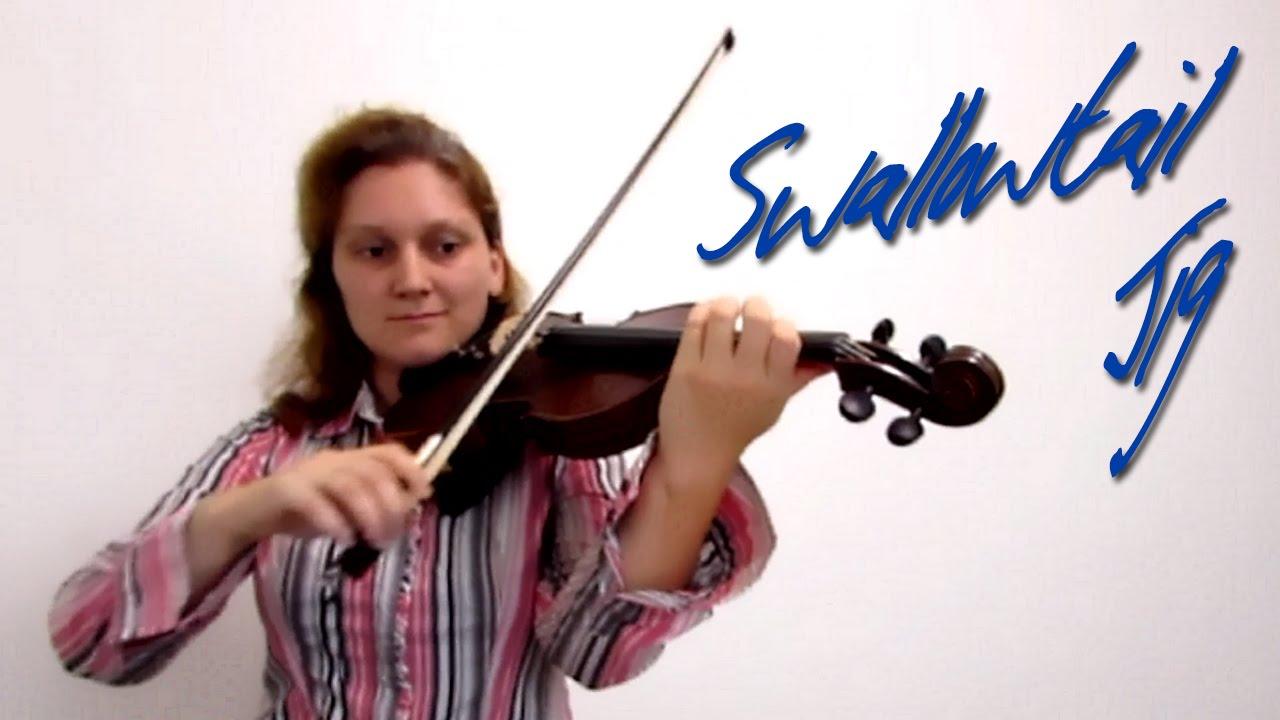 Swallowtail jig - Beginner Fiddle Tune