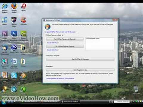 how to get a dvd movie onto your ipod part 1 youtube