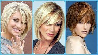 20 idee 💋 per taglio capelli fini caschetto