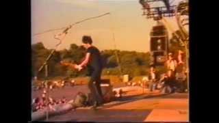 Stranglers live Battersea Park 1978
